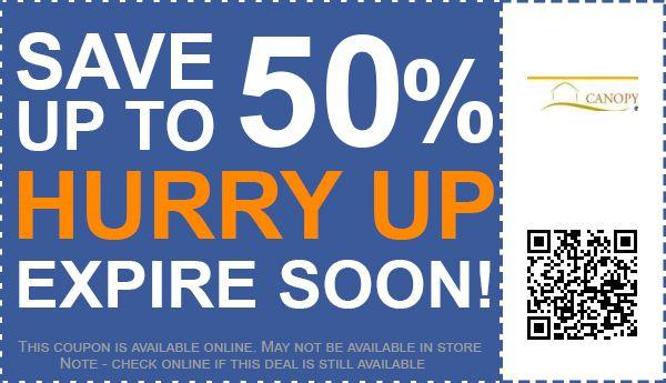 Ecanopy coupons