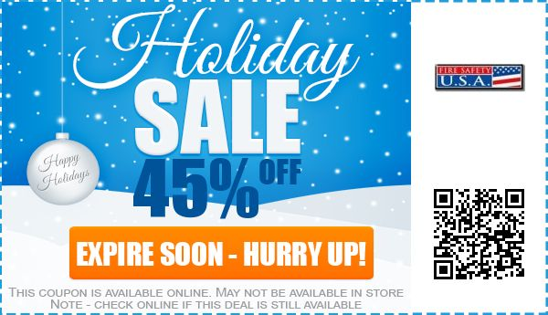 up to 10 off fire safety usa coupon promo code for february 2019. Black Bedroom Furniture Sets. Home Design Ideas