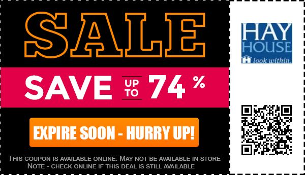 Up to 74 off hay house coupon promo code for september 2018 hay house coupon fandeluxe Images