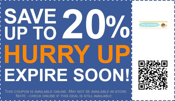 Heychickadee.com coupon code