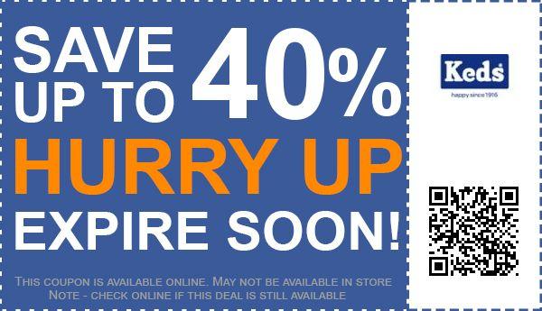 keds discount coupons