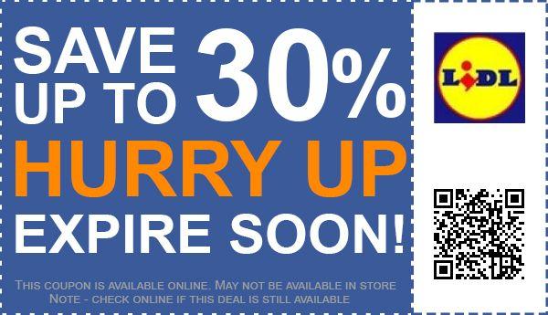 Lidl photos coupon