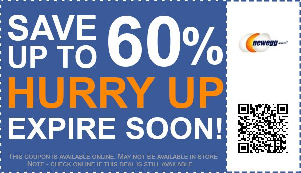 Newegg discounts coupon codes