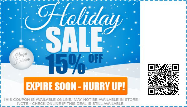 15 off next day flyers coupons promo codes for december 2018