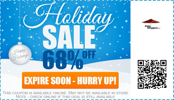 Awesome Patio Shoppers Promo Code