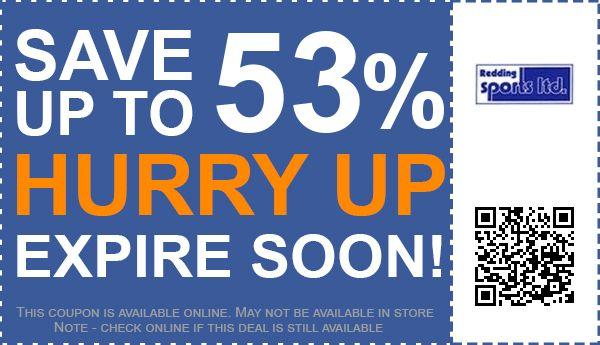 Redding Sports Ltd. coupon code