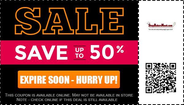 ShopBakersNook.com coupon