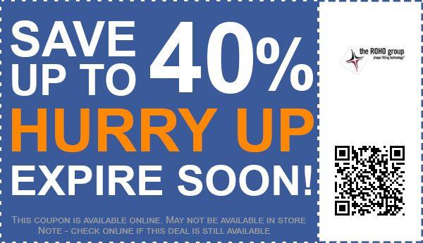 The Roho Store - The ROHO Store coupon code