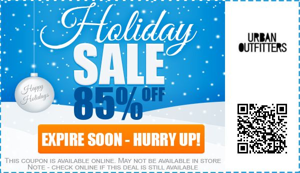 Urban Outfitters Coupons: 75% off Coupon, Promo Code December 2017