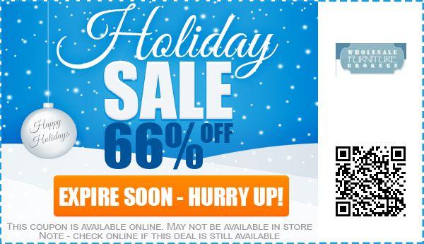 Wholesale Furniture Brokers Promo Code