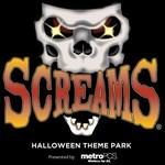 Screams Halloween Theme Park