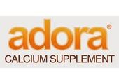 Adora coupons or promo codes at adoracalcium.com