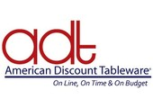 American Discount Tableware coupons or promo codes at americandiscounttableware.com