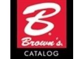 Brown's Catalog coupons or promo codes at brownscatalog.com