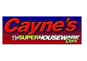 Caynes Housewares coupons or promo codes at cayneshousewares.com