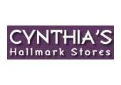 Cynthia's Hallmark Stores coupons or promo codes at cynthiashallmarkstores.com