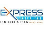 ExpressTruckTax coupons or promo codes at expresstrucktax.com