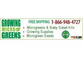 Growing Micro Greens coupons or promo codes at growingmicrogreens.com