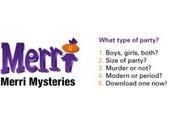 Merri Mysteries coupons or promo codes at merrimysteries.com