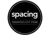 coupons or promo codes at spacingstore.ca