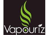Vapouriz Electronic Cigarettes coupons or promo codes at vapouriz.com